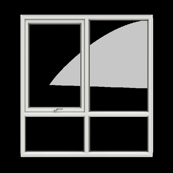 Kombinationsfönster