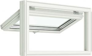 Topphängt fönster