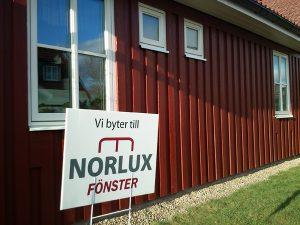 NorLux Fönster